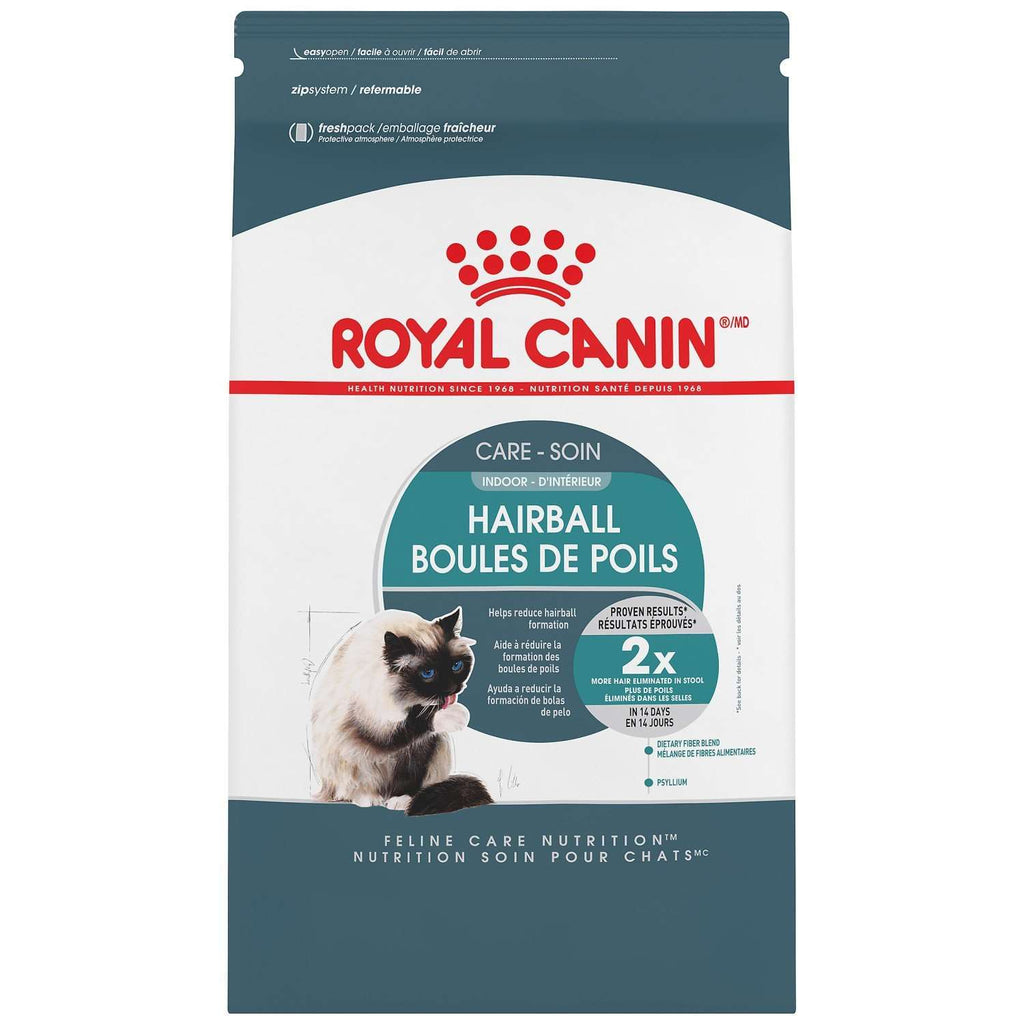 Royal Canin Cat Food Indoor Hairball Care  Dry Cat Food - PetMax