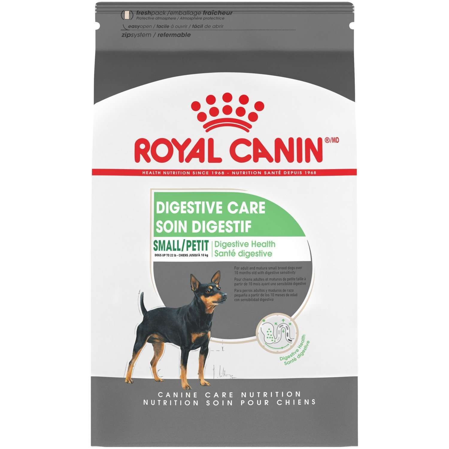 cheap for discount eb31d 74d81 Royal Canin Dog Food Small Digestive Care