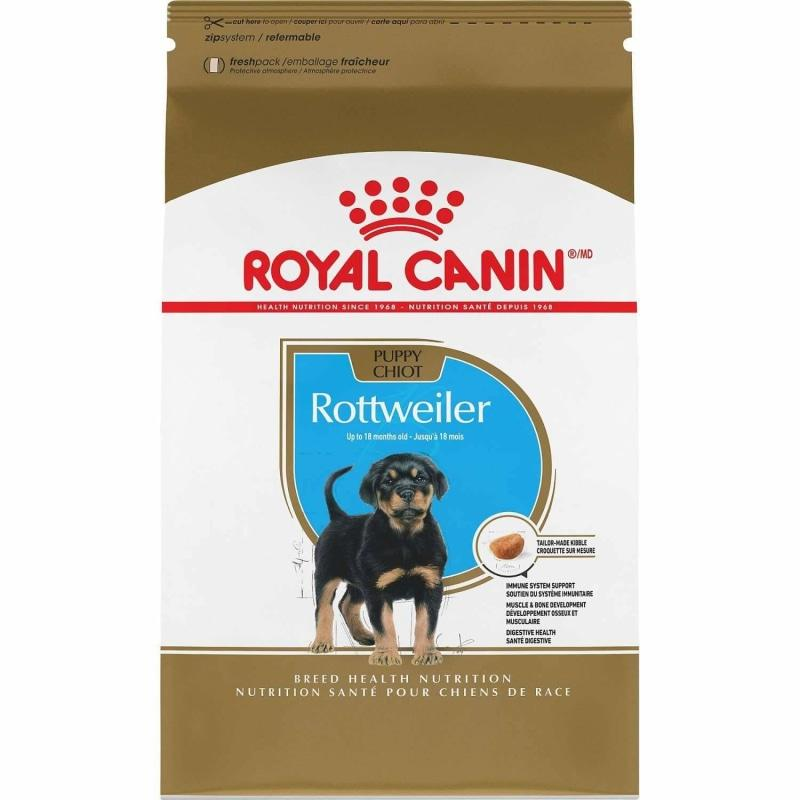 Royal Canin Rottweiler Puppy Food  Dog Food - PetMax