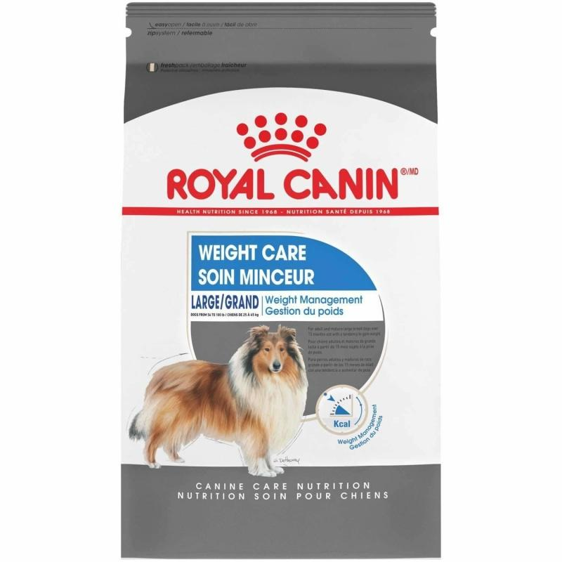 Royal Canin Dog Food Large Weight Care  Dog Food - PetMax