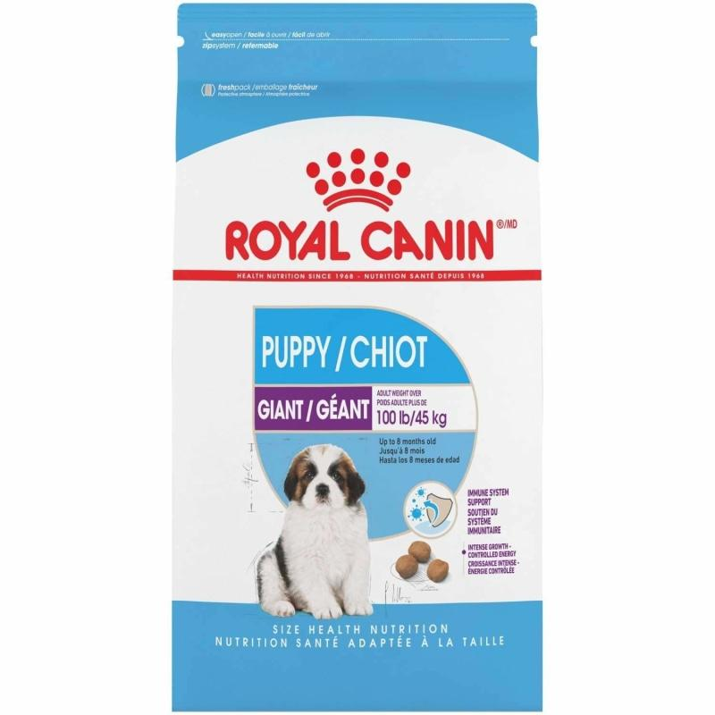 Royal Canin Dog Giant Breed Puppy  Dog Food - PetMax