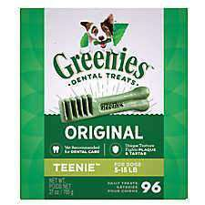 Greenies Dental Treat Original Teenie