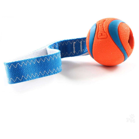 Chuck It Ultra Tug Ball, Dog Toys, Canine Hardware - PetMax Canada
