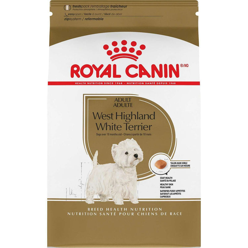 Royal Canin Dog Food West Highland Terrier | Dog Food -  pet-max.myshopify.com