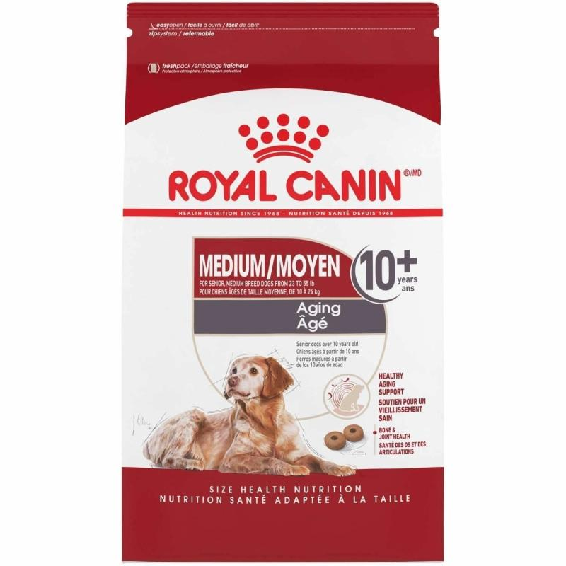 Royal Canin Dog Food Medium Aging Care 10+  Dog Food - PetMax