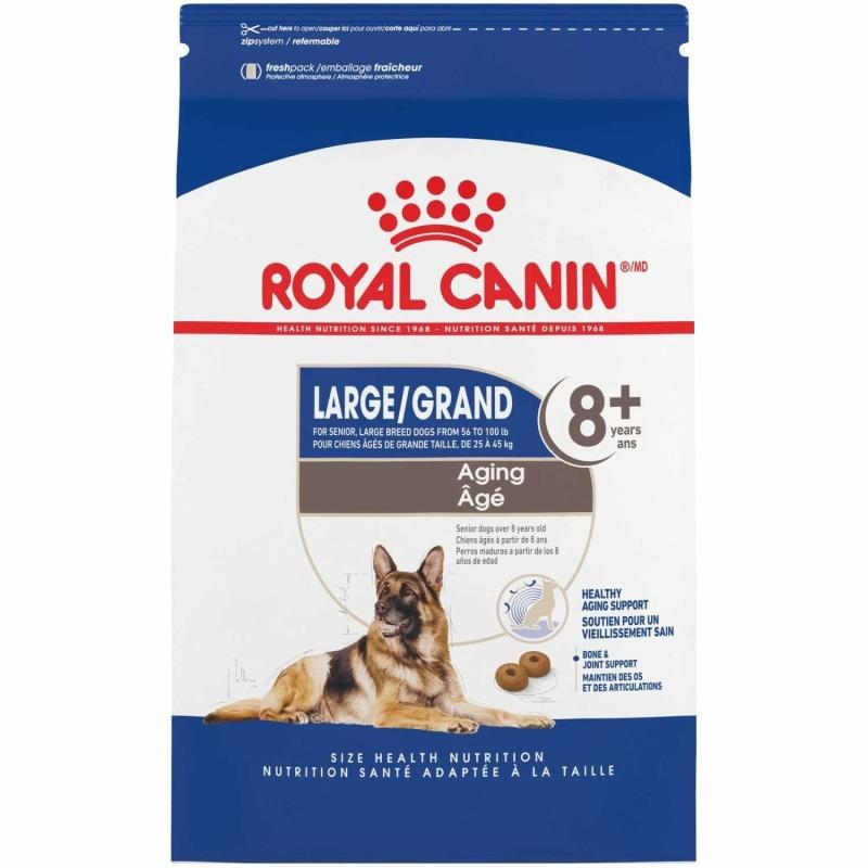 Royal Canin Dog Food Large Aging Care 8+  Dog Food - PetMax