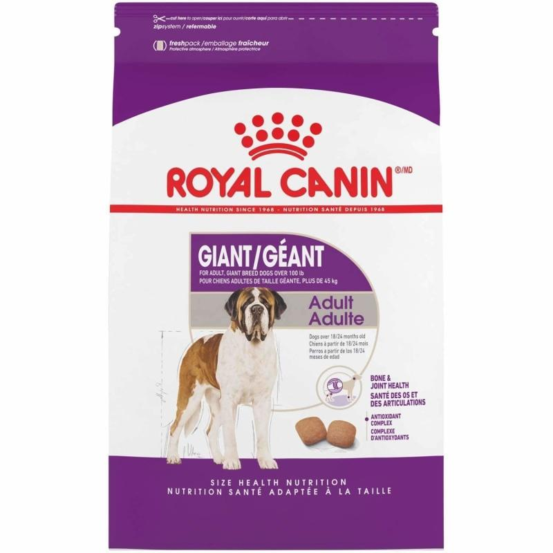 Royal Canin Dog Food Giant Breed Adult  Dog Food - PetMax