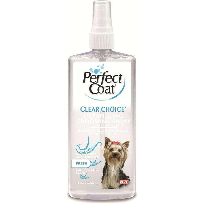 Perfect Coat Clear Choice Spray Shampoo  Grooming - PetMax