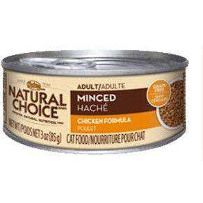 Nutro Canned Cat Adult Minced Chicken
