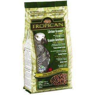 Tropican Parrot Lifetime Maintenance  Bird Food - PetMax