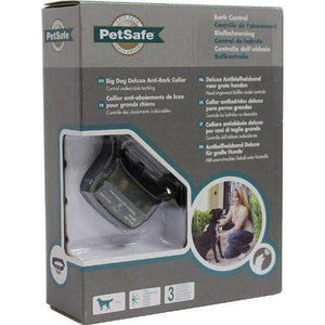 Petsafe Big Dog Deluxe Anti-Bark Collar  Training Products - PetMax
