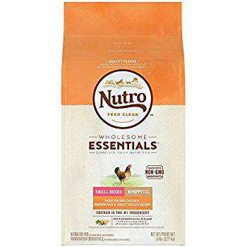Nutro Wholesome Essentials Puppy Food Small Breed Chicken, Dog Food, Nutro Pet Products - PetMax