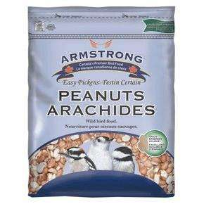 Easy Pickens Peanut Halves, Bird Food, Armstrong Milling - PetMax