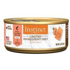 Instinct Canned Cat Food Limited Ingredient Diet Grain Free Salmon  Canned Cat Food - PetMax