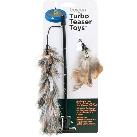 Bergan Starchaser Turbo Teaser Toy, Cat Toys, Bergan - PetMax