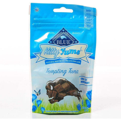 Blue Buffalo Kitty Yums Tempting Tuna, Cat Treats, Blue Buffalo Company - PetMax