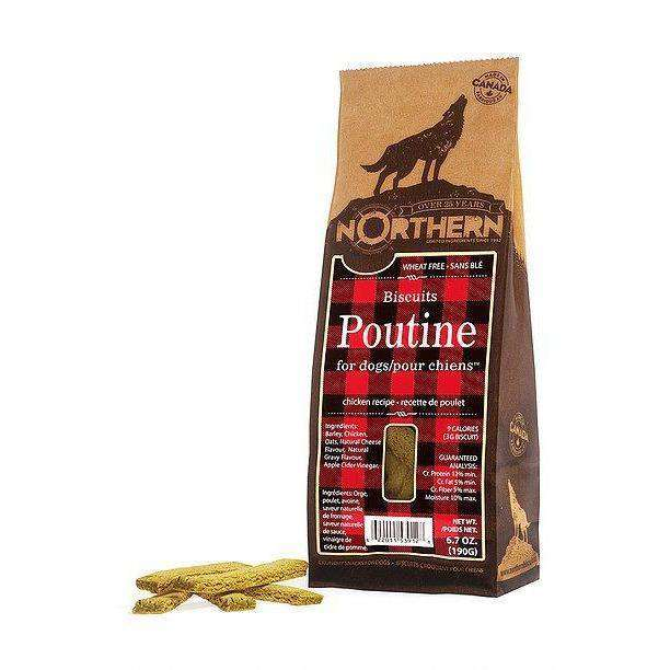 Northern Biscuits Wheat Free Poutine | Dog Treats -  pet-max.myshopify.com