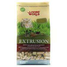 Living World Extrusion Diet For Hamsters Small Animal Food Dry [variant_title] [option1] - PetMax.ca