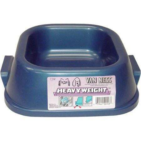 Vanness Heavyweight Dog Dish Diner, Dog Dishes, Vanness - PetMax