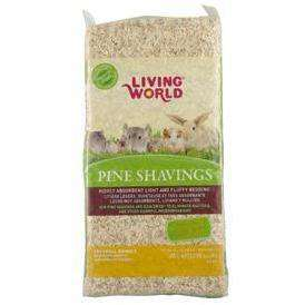 Living World Pine Shavings | Small Animal Litter -  pet-max.myshopify.com