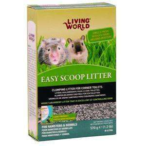 Living World Easy Scoop Litter | Small Animal Litter -  pet-max.myshopify.com
