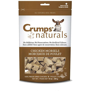 Crumps Naturals Chicken Morsels Dog Treats [variant_title] [option1] - PetMax.ca