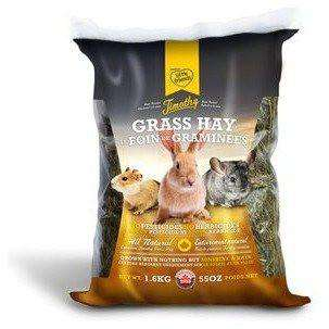 Martins Little Friends Timothy Grass Hay, Small Animal Food Dry, Martin Mills - PetMax