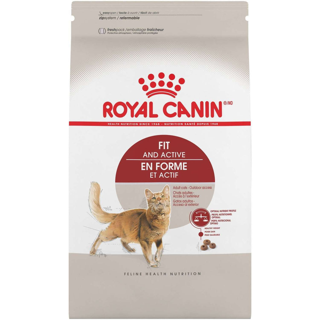 Royal Canin Cat Food Adult Fit  Dry Cat Food - PetMax