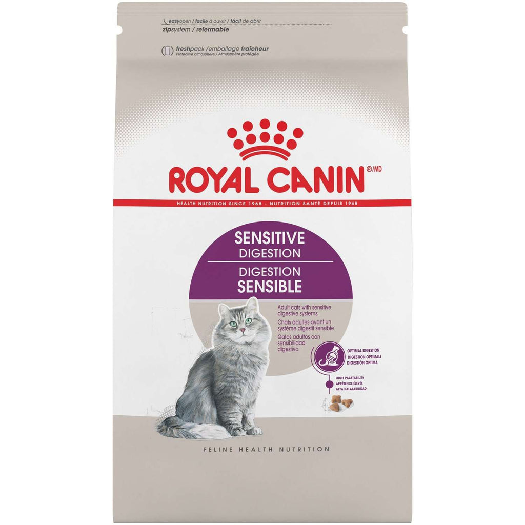 Royal Canin Cat Food Sensitive Digestion  Dry Cat Food - PetMax