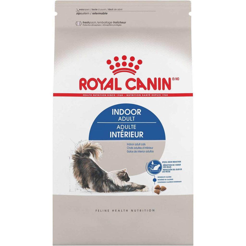 Royal Canin Cat Food Indoor Adult  Dry Cat Food - PetMax