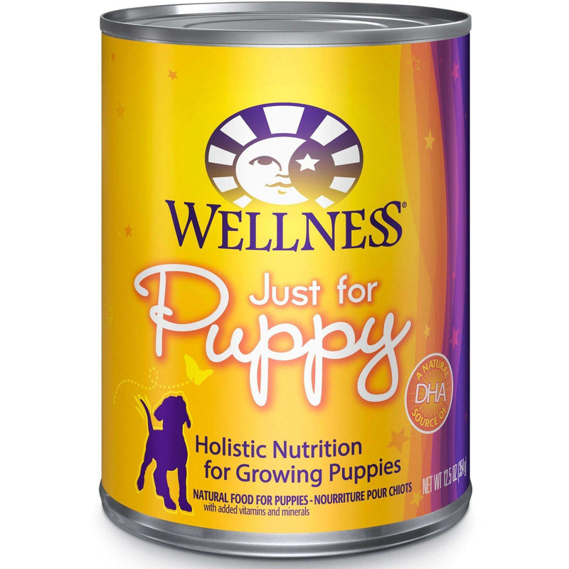Wellness Canned Puppy Food, Canned Dog Food, WellPet - PetMax Canada