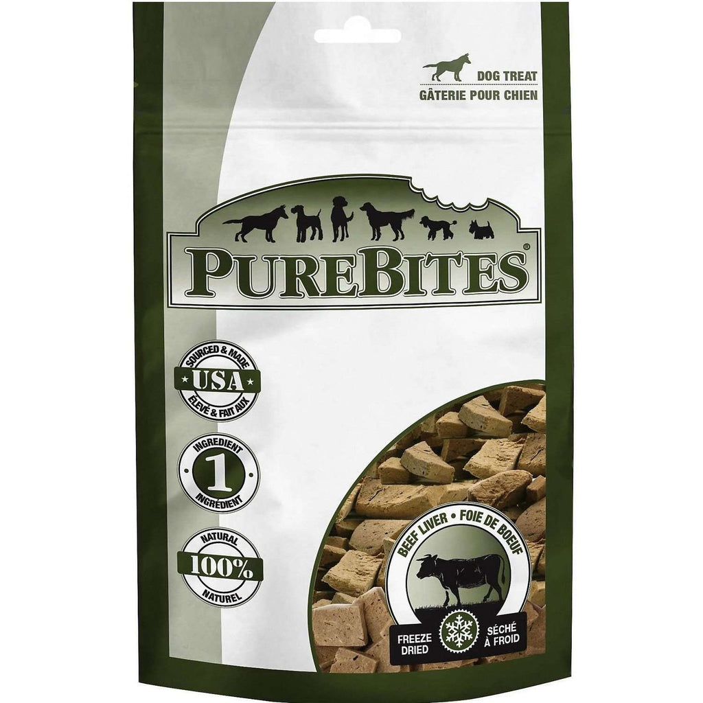 Pure Bites Beef & Liver  Dog Treats - PetMax