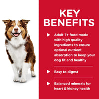 Hill's Science Diet Adult 7+ Chicken & Barley Canned Dog Food [variant_title] [option1] | Canned Dog Food Hills Pet Nutrition Canada Inc. -  PetMax.ca