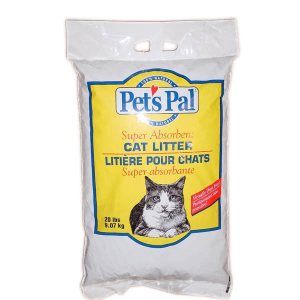 Pestell Pet Pals Traditional Clay Litter [variant_title] [option1] | Cat Litter Pestell -  pet-max.myshopify.com