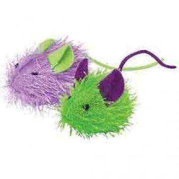 Go! Cat! Go! Mini Hairy Mouse  Cat Toys - PetMax