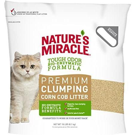 Natures Miracle Cat Litter [variant_title] [option1] | Cat Litter Nature's Miracle -  pet-max.myshopify.com