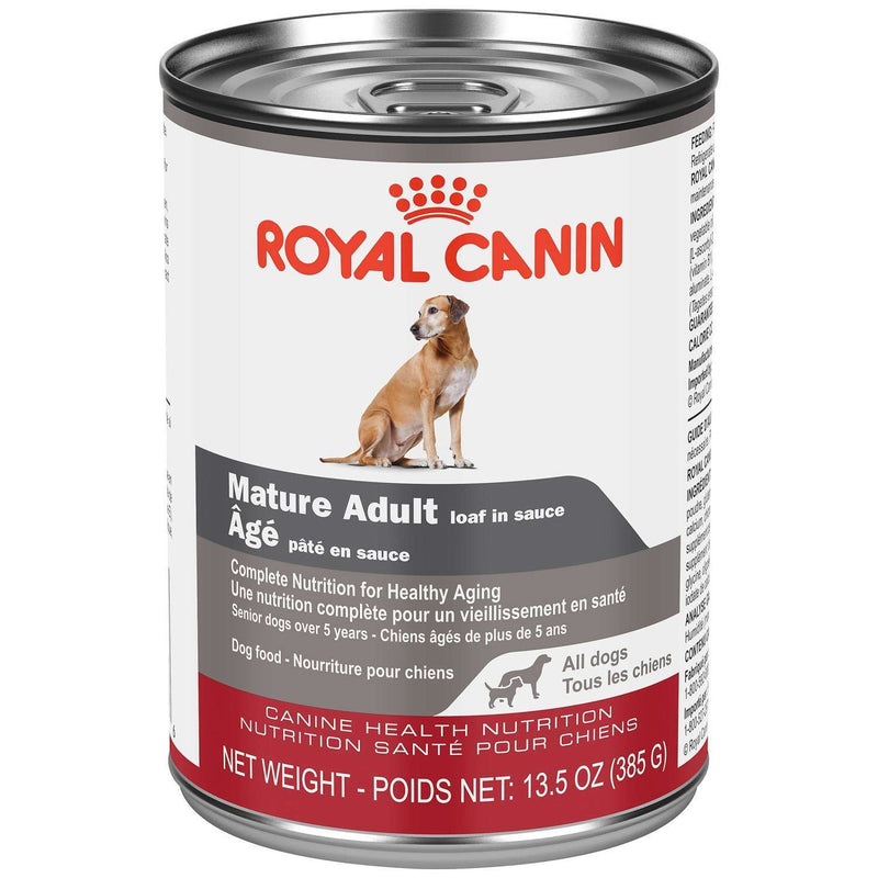 Royal Canin Canned Dog Food Mature 8+ 385g Canned Dog Food - PetMax