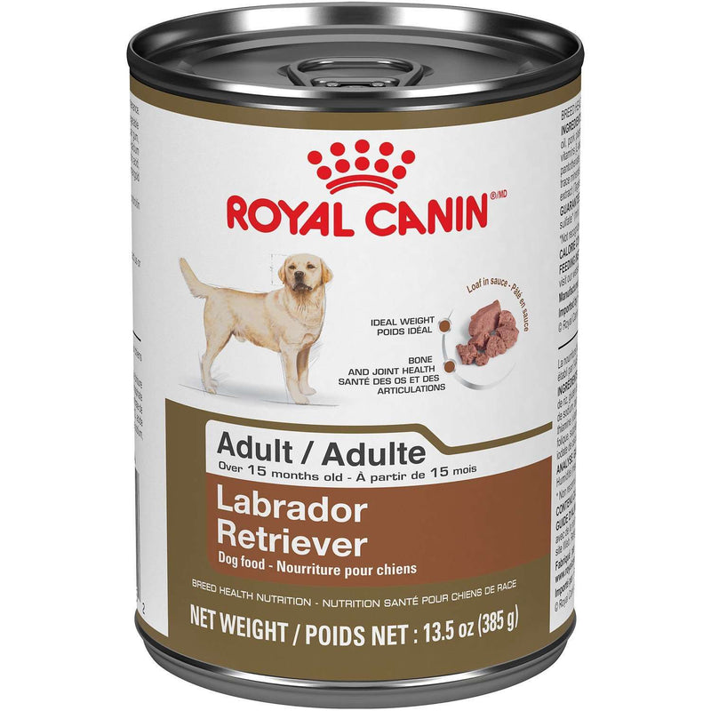 Royal Canin Canned Dog Food Labrador Retriever  Canned Dog Food - PetMax