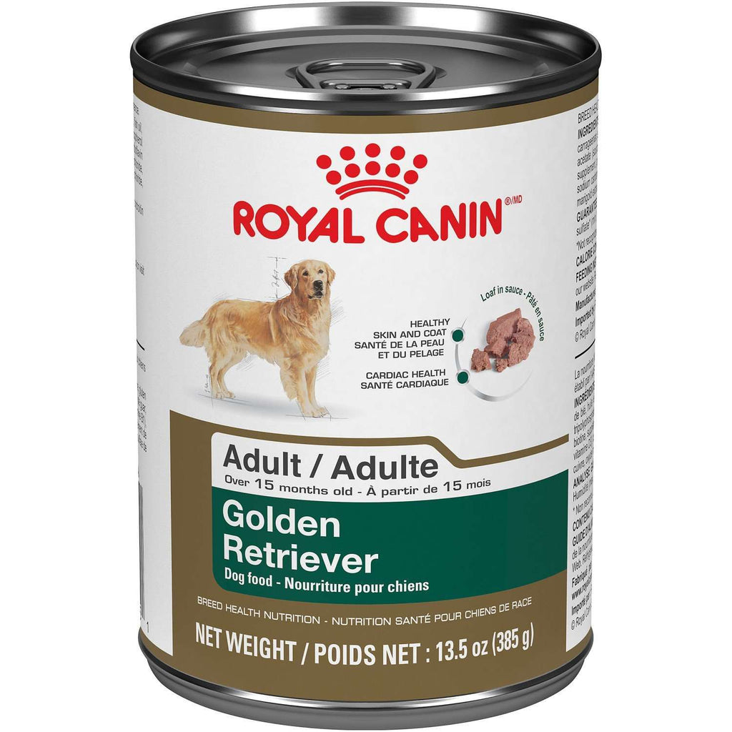 Royal Canin Canned Dog Food Golden Retriever  Canned Dog Food - PetMax