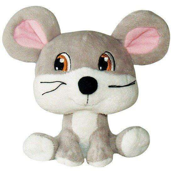 Luvz Plush Dog Toy Mouse, Dog Toys, Rolf C Hagen Inc. - PetMax Canada