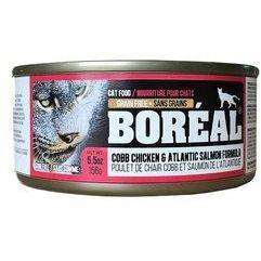 Boreal Canned Cat Food Adult Cobb Chicken & Atlantic Salmon, Canned Cat Food, Boreal Pet Food - PetMax