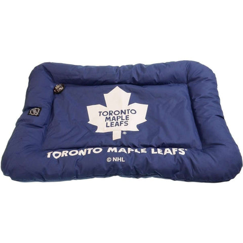 NHL Toronto Maple Leafs Dog Bed, Dog Beds, Pet $ave - PetMax Canada