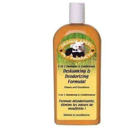 Orange A Peel 3 In 1 Deskunking Shampoo, Grooming, Orange A Peel - PetMax