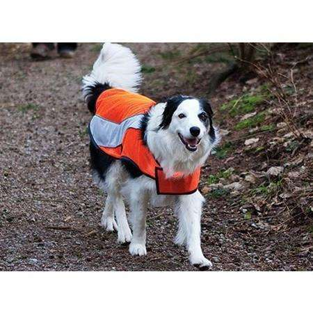 RC High Visibility Rufflective Vest  Dog Clothing - PetMax