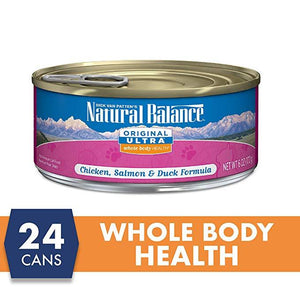 Natural Balance Canned Cat Food Ultra Premium - Case of 24 | Canned Cat Food -  pet-max.myshopify.com