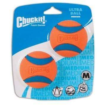 Chuck It Ultra Balls, Dog Toys, Canine Hardware - PetMax Canada