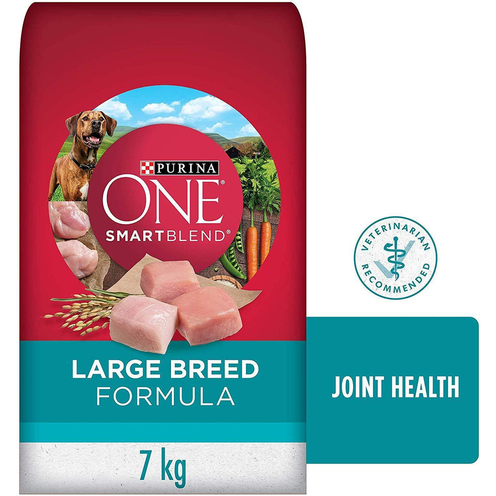 Purina ONE Smartblend Dog Food Large Breed Chicken & Rice  Dog Food - PetMax