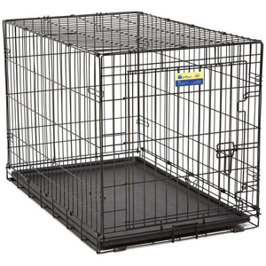 Midwest Contour Double Door Crate | Cages and Kennels -  pet-max.myshopify.com