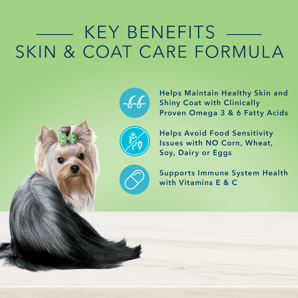 Blue True Solutions Dog Food Skin & Coat Care [variant_title] [option1] | Dog Food Blue Buffalo -  PetMax.ca