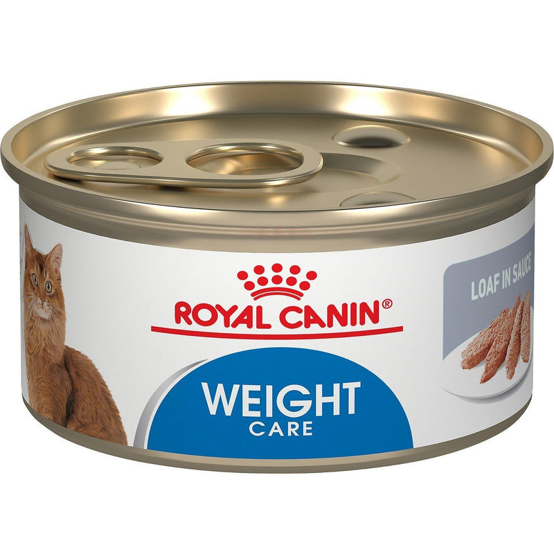 Royal Canin Canned Cat Food Adult Weight Care Loaf In Sauce 85g Canned Cat Food - PetMax